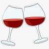 wine-toss